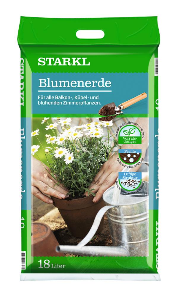 Starkl Blumenerde