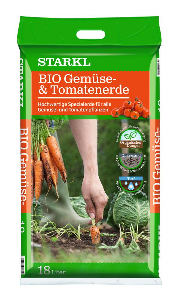 Starkl Bio-Gemüseerde